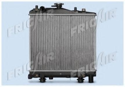 Радиатор охлаждения двигателя FRIGAIR 01333001
