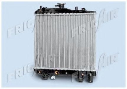 Радиатор охлаждения двигателя FRIGAIR 01333002