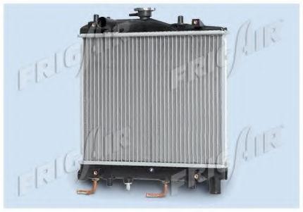 Радиатор охлаждения двигателя FRIGAIR 01333003