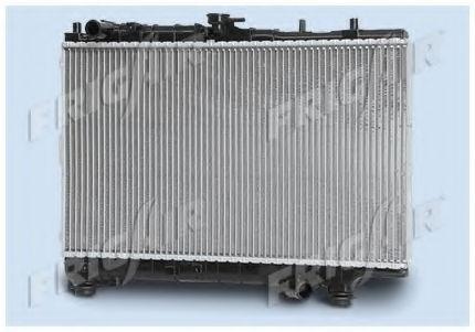 Радиатор охлаждения двигателя FRIGAIR 01333004
