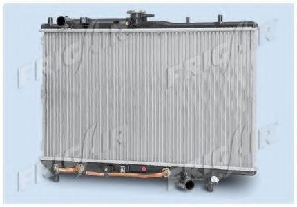Радиатор охлаждения двигателя FRIGAIR 01333005