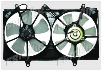 Вентилятор охлаждения двигателя FRIGAIR 05151001