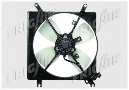 Вентилятор радиатора кондиционера FRIGAIR 05161001