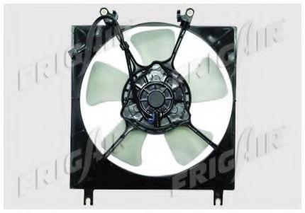 Вентилятор радиатора кондиционера FRIGAIR 05161002