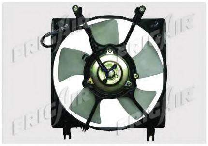 Вентилятор радиатора кондиционера FRIGAIR 05161003