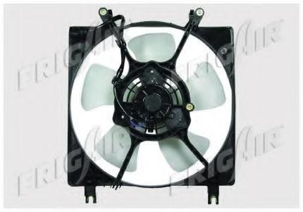 Вентилятор радиатора кондиционера FRIGAIR 05161004