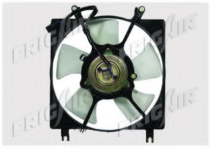 Вентилятор радиатора кондиционера FRIGAIR 05161005