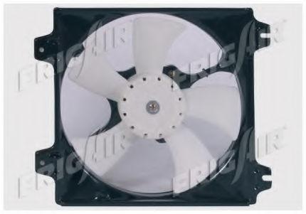 Вентилятор радиатора кондиционера FRIGAIR 05161008