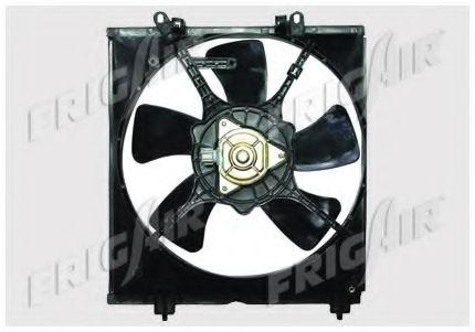 Вентилятор радиатора кондиционера FRIGAIR 05161009