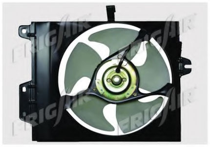 Вентилятор радиатора кондиционера FRIGAIR 05161012