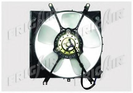Вентилятор радиатора кондиционера FRIGAIR 05161015
