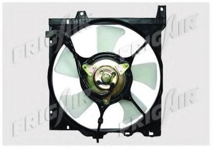 Вентилятор охлаждения двигателя FRIGAIR 05211002