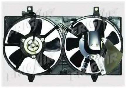 Вентилятор охлаждения двигателя FRIGAIR 05211005