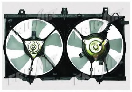 Вентилятор охлаждения двигателя FRIGAIR 05211009