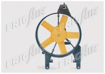 Вентилятор охлаждения двигателя FRIGAIR 05211529