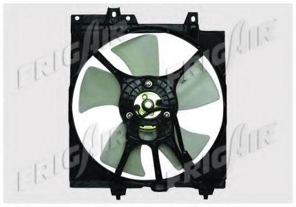 Вентилятор радиатора кондиционера FRIGAIR 05241003