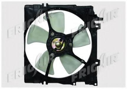 Вентилятор радиатора кондиционера FRIGAIR 05241006