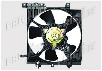 Вентилятор радиатора кондиционера FRIGAIR 05241008