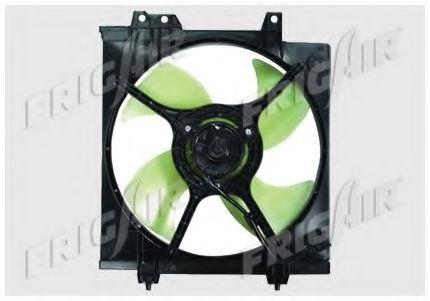 Вентилятор радиатора кондиционера FRIGAIR 05241011
