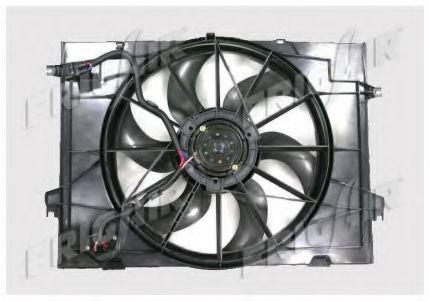 Вентилятор охлаждения двигателя FRIGAIR 05282006