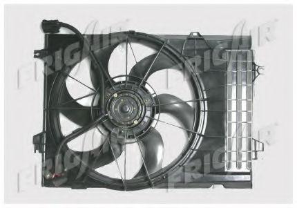 Вентилятор охлаждения двигателя FRIGAIR 05282007