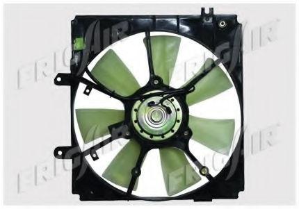 Вентилятор охлаждения двигателя FRIGAIR 05331001