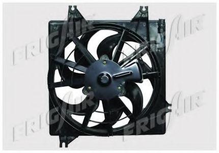 Вентилятор охлаждения двигателя FRIGAIR 05331007