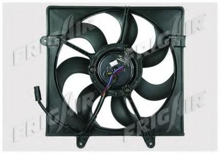 Вентилятор охлаждения двигателя FRIGAIR 05331010