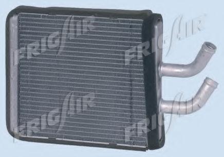 Радиатор печки FRIGAIR 06333002