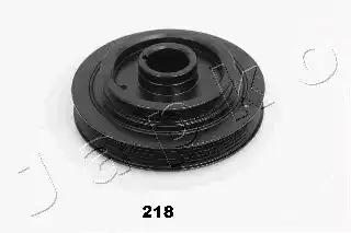 Шкив коленвала JAPKO 122218