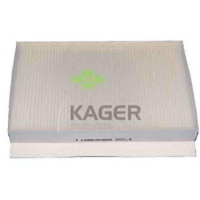 Фильтр салона KAGER 090202