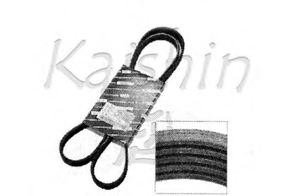 Комплект прокладок блока цилиндров KAISHIN 0K55315987