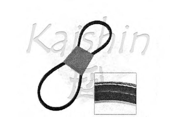 Комплект прокладок блока цилиндров KAISHIN 0K65B15907C