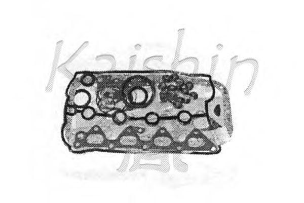 Комплект прокладок блока цилиндров KAISHIN 4182001