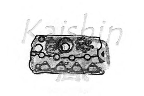 Комплект прокладок блока цилиндров KAISHIN 4182003