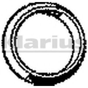Прокладка приемной трубы KLARIUS 410264