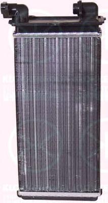 Радиатор печки KLOKKERHOLM 0054306022