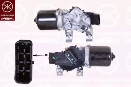 Двигатель стеклоочистителя KLOKKERHOLM 16353270