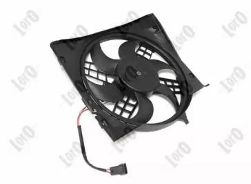 Вентилятор радиатора кондиционера LORO 0040140003