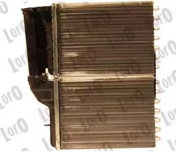 Радиатор печки LORO 0040150012