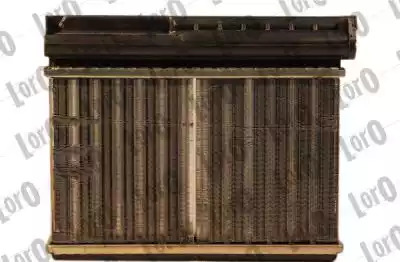 Радиатор печки LORO 0040150014