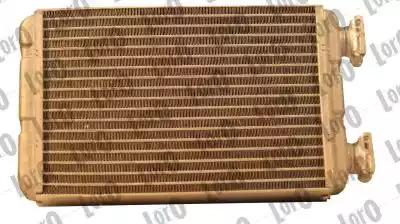 Радиатор печки LORO 0040150017B