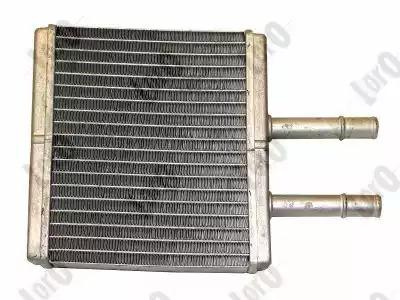 Радиатор печки LORO 0070150001B