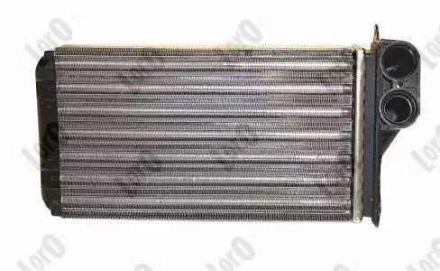 Радиатор печки LORO 0090150010