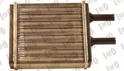 Радиатор печки LORO 0240150003