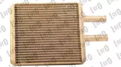 Радиатор печки LORO 0240150005B