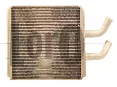 Радиатор печки LORO 0240150006B