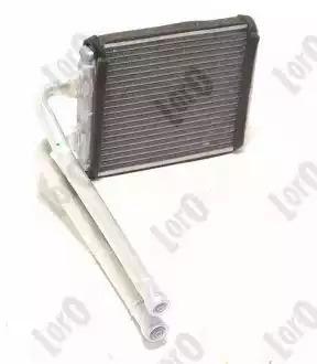 Радиатор печки LORO 0240150007B