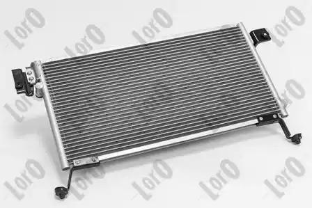 Радиатор кондиционера LORO 0330160002