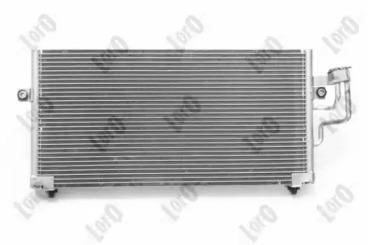 Радиатор кондиционера LORO 0330160004